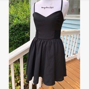 NWT Lovers + Friends Cutout Back Dress